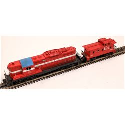Lionel GP7 Diesel and Caboose  [133157]