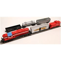 Lionel GP7 Diesel with 5 Cars  [133192]