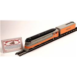 Lionel Hiawatha Locomotive and Tender  [133012]