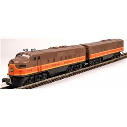 Lionel Illinois Central F3 Diesel A&B Unit  [133091]