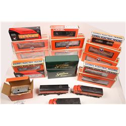 Lionel K-Line and Spectrum Rolling Stock & Diesels Mixed Lot  [133201]