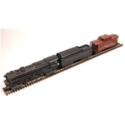 Lionel Locomotive, Tender, and 3 Cars  [133015]