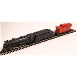 Lionel Locomotive, Tender, and Caboose  [133019]