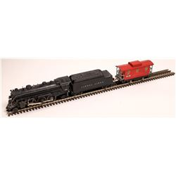 Lionel Locomotive, Tender, and Caboose  [133020]