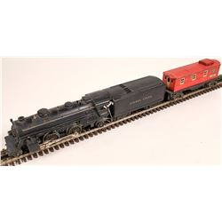 Lionel Locomotive, Tender, and Caboose  [133057]