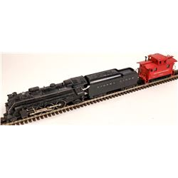Lionel Locomotive, Tender, and Caboose  [133058]