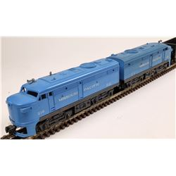 Lionel Missouri Pacific ALCO Diesel AA Unit and 2 Cars  [133136]
