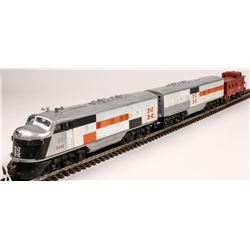 Lionel New Haven Railway F3 Diesel A&B Unit and Caboose  [133097]