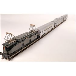 Lionel Pennsylvania RR GG1 Electric Locomotive and 5 Cars  [133110]
