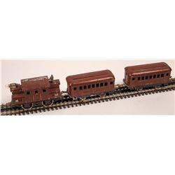 Lionel Polar Locomotive and 2 Cars  [133216]