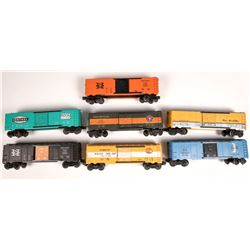 Lionel Rolling Stock 7 Box Cars  [133118]
