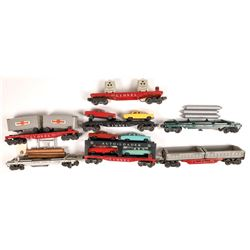 Lionel Rolling Stock 7 Cars  [133115]