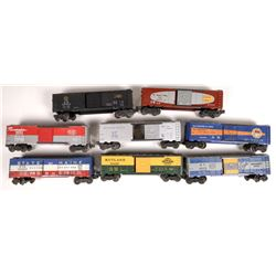Lionel Rolling Stock 8 Box Cars  [133117]