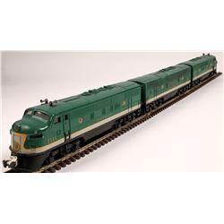 Lionel Southern F3 Diesel AA&B Unit  [133093]