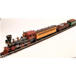 "Lionel Steam ""The General"" Locomotive and 2 Cars  [133146]"