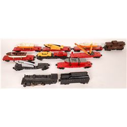 Lionel Steam Loco, Tender and 9 Cars  [133185]