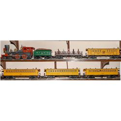 Lionel Steam Locomotive and Tender with 5 Cars  [133183]