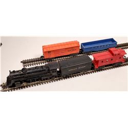 Lionel Steam Locomotive, Tender and 3 Cars  [133134]