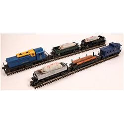 Lionel Switcher and 5 Cars  [133165]