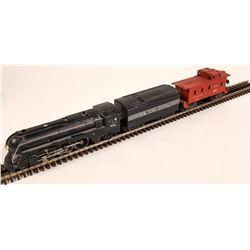 Lionel Torpedo Locomotive, Tender, and Caboose  [133055]