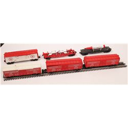 Lionel U.S. Army Diesel Launcher & Rolling Stock - 10 Cars  [133189]
