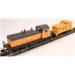Lionel Union Pacific Switcher and 1 Car  [133130]