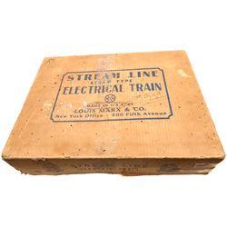 Original Boxed Marx Electric Train Set  [131510]