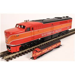O & N Scale Southern Pacific Locomotive  [133223]