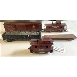 O-scale Rolling Stock  [133229]