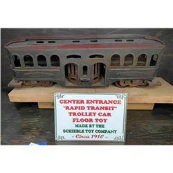 Trolley Car Floor Toy  [133228]