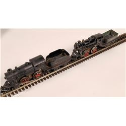 Wind-Up Locomotive and Tenders - 2  [133074]