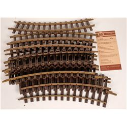 G scale track   [128036]
