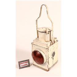 British Railroad Lantern  [133319]