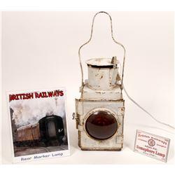 British Railway Rear Marker Lamp  [133361]