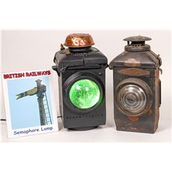 British Railway Semaphone Lamps - 2  [133360]