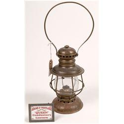 Adams & Westlake Conductor's Lantern  [133373]