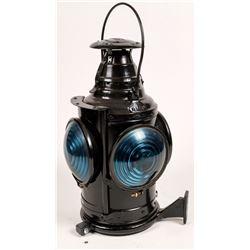 Baltimore & Ohio RR Rear Marker Lamp  [133370]