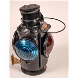 Canadian National RW Rear Marker Lantern  [133325]