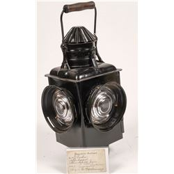 Dressel Gate Lamp  [133369]