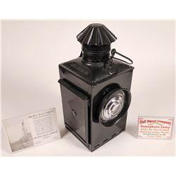 Dressel Semaphore Lamp  [133340]