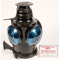 Handlan Buck Rear Marker Lamp  [133364]