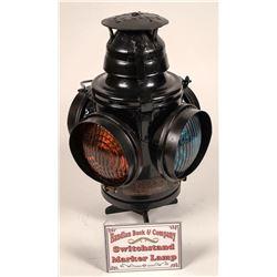 Handlan Buck Switch Stand Marker Lamp  [133335]