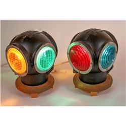 Multi-Color Electric Switch Lamps  [133304]