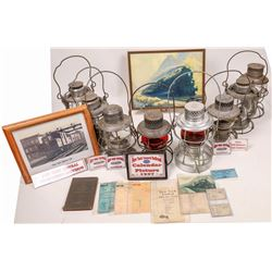 New York Central RR Lantern Collection  [133348]