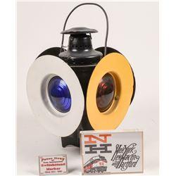Peter Gray Switch Stand Marker Lantern  [133368]