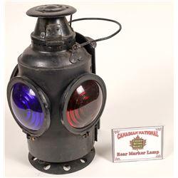 Piper Rear Marker Lamp  [133359]