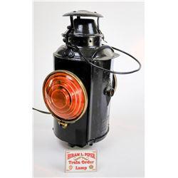 Piper Train Order Lamp  [133365]