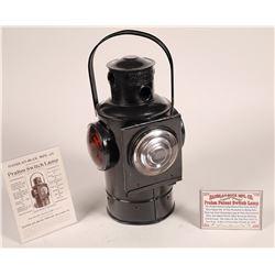 Prahm Patent Switch Stand Lamp  [133332]