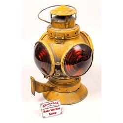 Amspear 4 Lens Signal Light  [133242]