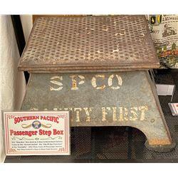Southern Pacific Passenger Step Box  [133458]